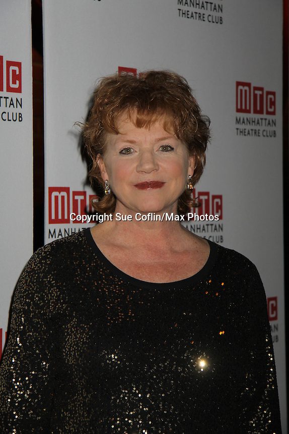 Becky Ann Baker - Opening Night of Broadway's Good People on March 3, 2011 at the Samuel J. Friedman Theatre, New York City, New York with the after party was at B.B. Kings, NYC. (Photo by Sue Coflin/Max Photos)