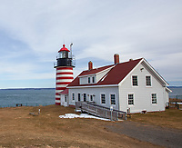 West Quoddy Light 3, Lubec, Maine