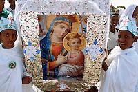 Eritrea 2002 Meskel.  Orthodox Religious Feast