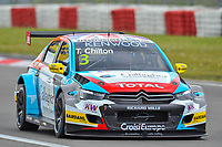 Race of Germany Nürburgring Nordschleife 2016  WTCC 2016 #3 TC1 Sebastien Loeb Racing. Citroën C -Elysée WTCC Tom Chilton (GBR)  Testing © 2016 Musson/PSP. All Rights Reserved.
