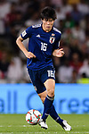 Tomiyasu Takehiro of Japan in action during the AFC Asian Cup UAE 2019 Semi Finals match between I.R. Iran (IRN) and Japan (JPN) at Hazza Bin Zayed Stadium  on 28 January 2019 in Al Alin, United Arab Emirates. Photo by Marcio Rodrigo Machado / Power Sport Images