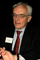 April 26  2004 File Photo, Montreal (Qc) Canada <br /> <br /> Claude Lamoureux, President TEACHERS pension fund of the Ontario teachers<br /> Photo : (c) 2004, Pierre Roussel