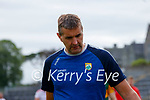 Kerry Selector Maurice Fitzgerald after the Allianz Football League Division 1 Semi-Final, between Tyrone and Kerry at Fitzgerald Stadium, Killarney, on Saturday.