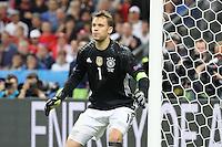 Manuel Neuer (D) - EM 2016: Deutschland vs. Polen, Gruppe C, 2. Spieltag, Stade de France, Saint Denis, Paris