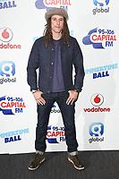 JP Cooper<br /> at the Capital Summertime Ball 2017, Wembley Stadium, London. <br /> <br /> <br /> ©Ash Knotek  D3278  10/06/2017