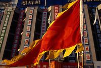 China, Peking, JianGuoMen-Straße