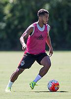 LA Galaxy Giovani dos Santos Training, August 4, 2015