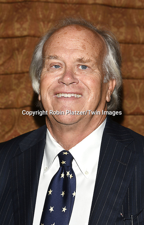 honoree Dick Ebersol attends the Library of American Broadcasting  Annual Giants of Broadcasting Luncheon on October 6, 2016 at Gotham Hall in New York City. <br /> <br /> photo by Robin Platzer/Twin Images<br />  <br /> phone number 212-935-0770