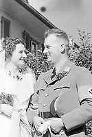 Wedding in Germany 1932-35<br /> photographed by Wilhem Walther