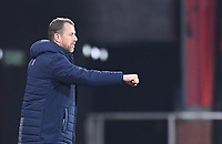 12th January 2021; Vitality Stadium, Bournemouth, Dorset, England; English Football League Championship Football, Bournemouth Athletic versus Millwall; Gary Rowett Manager of Millwall after the match