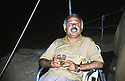 Iran 1984.Said Sharafkandi , member of KDPI