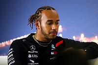 #44 Lewis Hamilton Mercedes AMG Team F1. Formula 1 World championship 2020, Winter testing days #1 2020 Barcelona, 19-21 February 2020.<br /> Photo Federico Basile / Insidefoto
