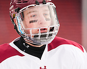 Connor Moore (BC - 7) - The Boston College Eagles practiced on the rink at Fenway Park on Friday, January 6, 2017.