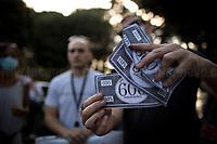 18.06.2020 - People Before Profit. Reddito E Salute Per Tutti - Demo At Confindustria HQ