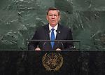 72 General Debate – 25th of September  2017<br /> <br /> H.E. Rodolfo NIN NOVOA<br /> Minister for Foreign Affairs of URUGUAY
