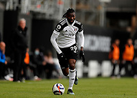 23rd May 2021; Craven Cottage, London, England; English Premier League Football, Fulham versus Newcastle United; Andre-Frank Zambo Anguissa of Fulham