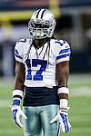 Dallas Cowboys wide receiver Dwayne Harris (17) in action during the pre-season game between the Baltimore Ravens and the Dallas Cowboys at the AT & T stadium in Arlington, Texas. Baltimore defeats Dallas  37-30.