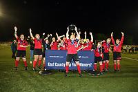 Kent Womens Plate Final