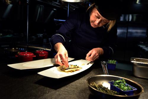 Rovinj Croatia<br /> Adriatic Hotel<br /> Kitchen