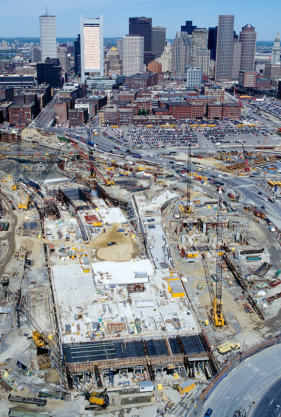 Big Dig Boston MA