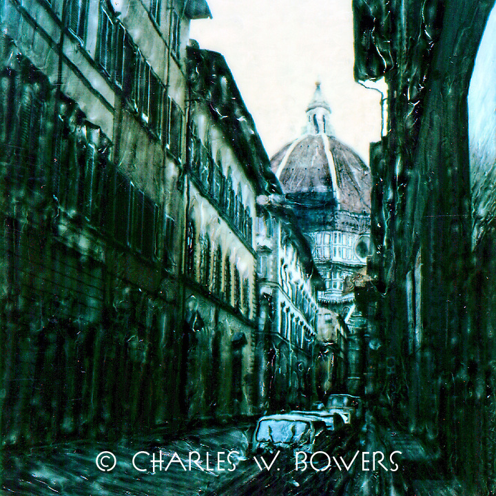 Every street seems to lead to the Duomo. Visitors and residence of Florence flock here daily.<br /> <br /> -Limited Edition of 50 Prints