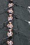 University of Washington men's, college crew, Rowing, race, Opening Day Regatta, Seattle, Washington,