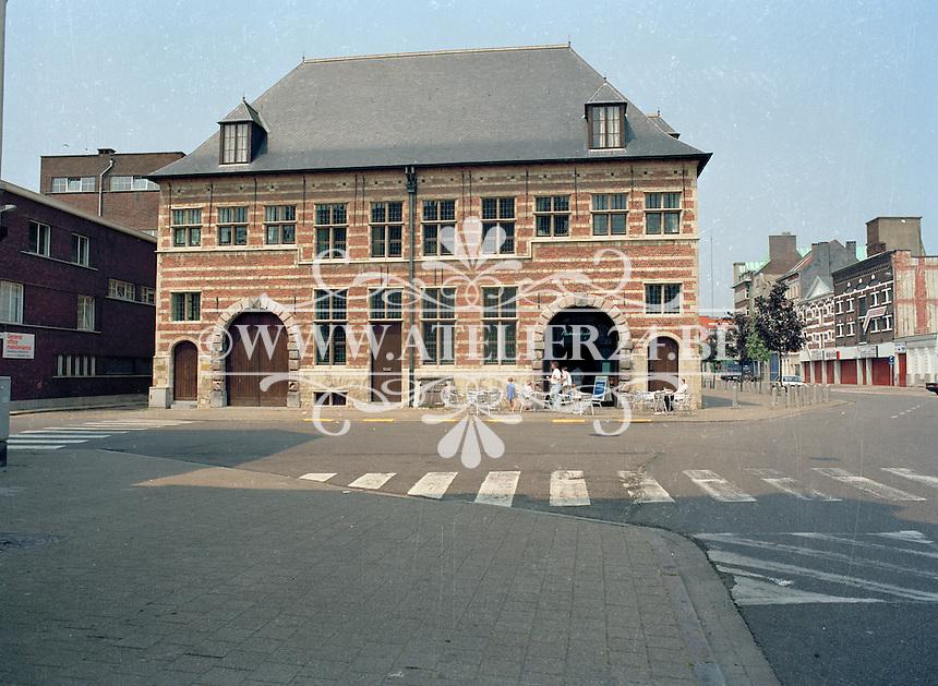 Juli 1994. Hessenhuis in Antwerpen.