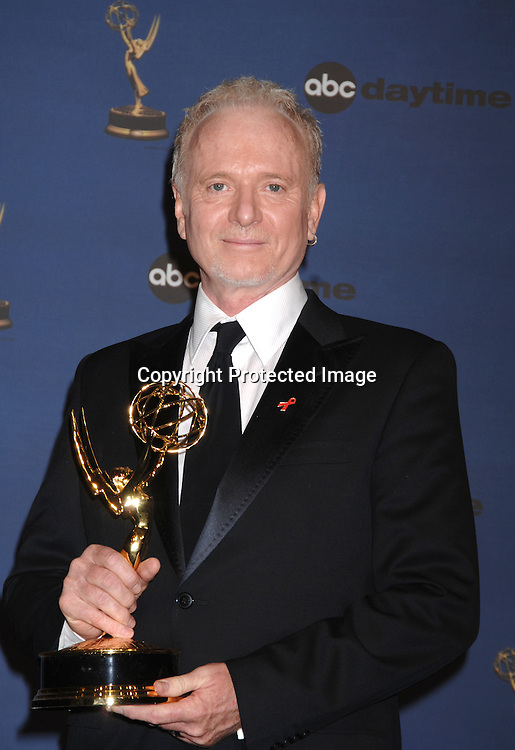 Anthony Geary, Winner Outstanding Lead Actor ..in the Press Room  at the 33rd Annual Daytime Emmy Awards on April 28, 2006 at The Kodak Theatre in Hollywood, Californina. ..Robin Platzer, Twin Images