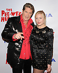 David Hasselhoff & Hayley Hasselhoff at the The Pee-Wee Herman Show Opening Night held at Club Nokia at L.A. Live in Los Angeles, California on January 20,2010                                                                   Copyright 2009 DVS / RockinExposures