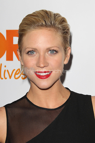 LOS ANGELES, CA - DECEMBER 02: Brittany Snow at 'Trevor Live' honoring Katy Perry and Audi of America for The Trevor Project held at The Hollywood Palladium on December 2, 2012 in Los Angeles, California. Credit: mpi21/MediaPunch Inc.