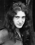 Queen 1975 John Deacon..© Chris Walter..
