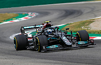 10th September, September 2021; Nationale di Monza, Monza, Italy; FIA Formula 1 Grand Prix of Italy, Free practise and qualifying for sprint race:  77 Valtteri Bottas FIN, Mercedes-AMG Petronas F1 Team