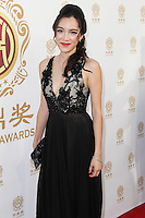 HOLLYWOOD, LOS ANGELES, CA, USA - JUNE 01: Jessika Van at the 12th Annual Huading Film Awards held at the Montalban Theatre on June 1, 2014 in Hollywood, Los Angeles, California, United States. (Photo by Xavier Collin/Celebrity Monitor)