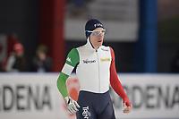 SPEEDSKATING: 07-12-2018, Tomaszów Mazowiecki (POL), ISU World Cup Arena Lodowa, 500m Men Division B, Mirko Giacomo Nenzi (ITA), ©photo Martin de Jong