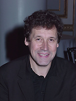 Montreal, 1999-08-27. The Irish actor Stephen Rea who is on the jury this year, was enjoying himself at the opening party of the 1999 World Film Festival in Montreal (Quebec, CAnada).<br /> Photo : (c) Pierre Roussel, 1999<br /> KEYWORDS :  Stephen Rea, Ireland, actor, cinema