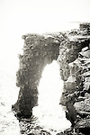 Holei Sea Arch, Hawaii