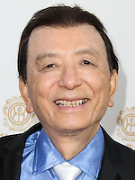 HOLLYWOOD, LOS ANGELES, CA, USA - JUNE 01: James Hong at the 12th Annual Huading Film Awards held at the Montalban Theatre on June 1, 2014 in Hollywood, Los Angeles, California, United States. (Photo by Xavier Collin/Celebrity Monitor)