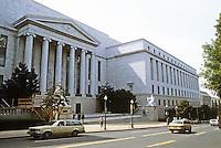 Washington D.C. : House Office Building. Photo '85.