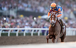 November 2, 2019 : Vino Rosso, ridden by Irad Ortiz, Jr., wins the Longines Breeders' Cup Classic on Breeders' Cup Championship Saturday at Santa Anita Park in Arcadia, California on November 2, 2019. Alex Evers/Eclipse Sportswire/Breeders' Cup/CSM