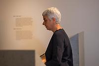 Wiedereroeffnung des Juedischen Muesum in Berlin.<br /> Im Bild: Hetty Berg, Direktorin des Juedischen Museums Berlin. <br /> 18.8.2020, Berlin<br /> Copyright: Christian-Ditsch.de<br /> NUR FUER REDAKTIONELLE ZWECKE! Werbung nur auf Anfrage beim Fotografen. [Inhaltsveraendernde Manipulation des Fotos nur nach ausdruecklicher Genehmigung des Fotografen. Vereinbarungen ueber Abtretung von Persoenlichkeitsrechten/Model Release der abgebildeten Person/Personen liegen nicht vor. NO MODEL RELEASE! Don't publish without copyright Christian-Ditsch.de, Veroeffentlichung nur mit Fotografennennung, sowie gegen Honorar, MwSt. und Beleg. Konto: I N G - D i B a, IBAN DE58500105175400192269, BIC INGDDEFFXXX, Kontakt: post@christian-ditsch.de<br /> Bei der Bearbeitung der Dateiinformationen darf die Urheberkennzeichnung in den EXIF- und  IPTC-Daten nicht entfernt werden, diese sind in digitalen Medien nach §95c UrhG rechtlich geschuetzt. Der Urhebervermerk wird gemaess §13 UrhG verlangt.]