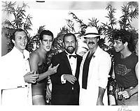 discotheque, 1979<br /> <br /> PHOTO : JJ Raudsepp  - Agence Quebec presse