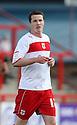 Matt Ball of Stevenage. Stevenage v MK Dons - npower League 1 -  Lamex Stadium, Stevenage - 27th April, 2013. © Kevin Coleman 2013. ..