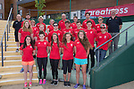Team Wales Junior Commonwealth Games Samoa 2015.<br /> 11.07.15<br /> ©Steve Pope - SPORTINGWALES
