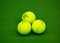 Rotterdam, The Netherlands, March 11, 2016,  TV Victoria, , NOJK 12/16 years, Dunlop tennis balls<br /> Photo: Tennisimages/Henk Koster