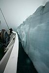 barrière glaciaire de Brasvell. Nordaustlandet (la terre du Nord-est)