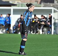 Dames Zulte Waregem - Club Brugge : Elien Van Wynendaele.foto Joke Vuylsteke / Vrouwenteam.be
