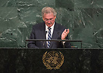 72 General Debate – 20 September <br /> <br /> Luxem, Jean Asselborn, Minister of Foreign Affairs