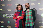 Agatha Ruiz de la Prada and Tristan Ramirez attend the Climate Leaders Awards 2021 at the Callao Cinema on March 03, 2020 in Madrid, Spain.(AlterPhotos/ItahisaHernandez)