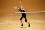 NELSON, NEW ZEALAND - Tasman Secondary Schools Badminton Tournament. Motueka Rec Centre, Motueka, Nelson, New Zealand. Tuesday 1 September 2020. (Photo by Chris Symes/Shuttersport Limited)