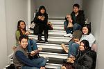 Participants of the Conference of Youth, COP 15, Denmark (©Robert vanWaarden
